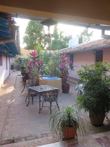 At Casa Lola, Trinidad, Cuba