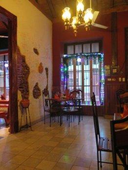 Private restaurant Trinidad, Cuba