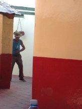 The unofficial entertainment at Casa de la Trova, Bayamo, Cuba